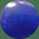Jade teintée Bleue