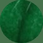 Jade teintée Verte